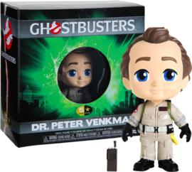 Ghostbusters - Peter Venkman 5 Star Vinyl Figure NEW