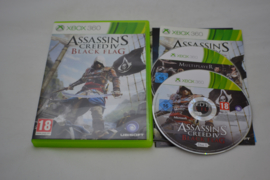 Assassin's Creed IV Black Flag (360 CIB)