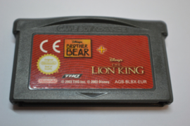 Brother Bear + The Lion King (GBA EUR)