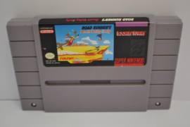 Road Runner's Death Valley Rally (SNES USA)