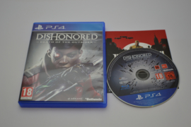 Dishonored - Death of the Outsider (PS4)