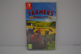 Farmer's Dynasty NEW (SWITCH FAH)
