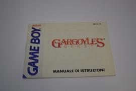 Gargoyles Quest (GB ITA MANUAL)