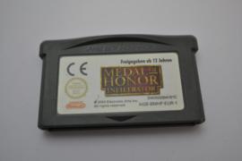 Medal of Honor - Infiltrator (GBA EUR-1)