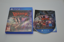 Berserk and the Band of the Hawk (PS4 CIB)