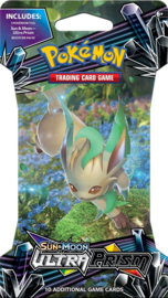 Pokémon Sun & Moon Ultra Prism Sleeved Booster
