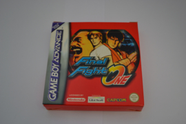 Final Fight - One NEW (GBA)