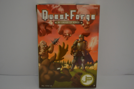 Quest Forge - By Order of Kings - NEW (NES PAL/NTSC)