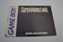 Super Mario Land (GB NOE MANUAL)