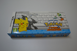 Learn With Pokemon - Typing Adventure (DS HOL, NEW)