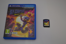 Sly Cooper - Thieves of Time (VITA)