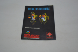The Blues Brothers (SNES UKV MANUAL)