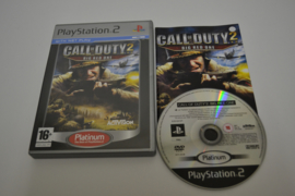 Call of Duty 2: The Big Red One (PS2 PAL)