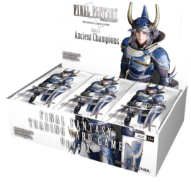 Final Fantasy TCG Opus X Booster Box SEALED (36 Boosters)