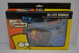 Nintendo DS Lite Bundle - 'The Simpons' Video Game Accessories - NEW