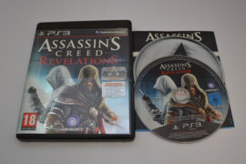 Assassin's Creed Revelations - Special Edition (PS3 CIB)