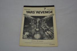 Yars'Revenge (ATARI MANUAL)