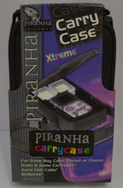 GameBoy Classic / Pocket / Color Carry Case - Piranha NEW