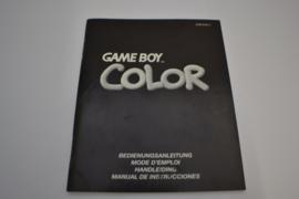 GameBoy Color (GBC EUR MANUAL)