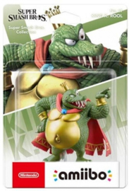 King K. Rool - Super Smash Bros NEW