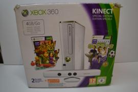 Microsoft Xbox 360 Elite 4GB Kinect Sepcial Edition