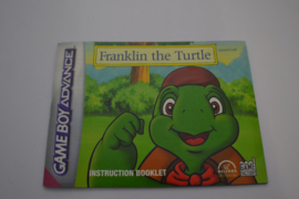 Franklin the Turtle (GBA EUR MANUAL)