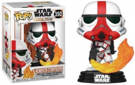 POP! Incinerator Stormtrooper - Star Wars The Mandalorian NEW