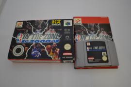 NBA In The Zone 2000 (N64 EUR CIB)