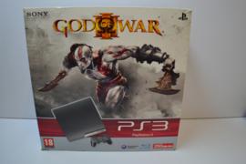 God of War Playstation 3 Slim 250 GB Console Set