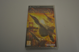 Ace Combat Joint Assault Factory Sealed (PSP PAL CIB)