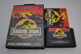 Jurassic Park (MD CIB)