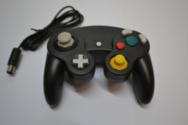 Wired Controller for Wii & GameCube - Black NEW