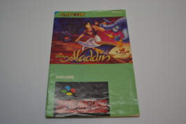 Aladdin (SNES HOL MANUAL)