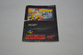 Super Dany (SNES FAH MANUAL)