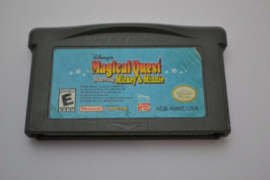 Disney's Magical Quest Starring Mickey & Minnie (GBA USA)