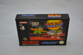 Daffy Duck - The Marvin Missions (SNES UKV CIB)
