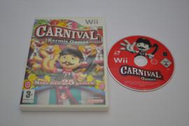 Carnival Kermis Games (Wii HOL CB)