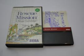 Rescue Mission - The Mega Cartridge (MS CIB)