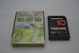 Golf (Videopac 10)