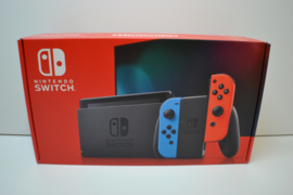Nintendo Switch Console (Blauw/Rood)