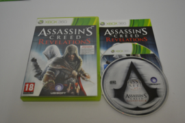 Assassin's Creed Revelations (360 CIB)