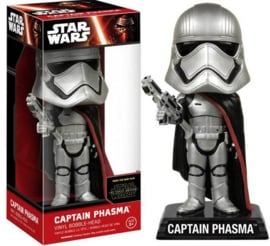 Wacky Wobbler Star Wars - Captain Phasma NEW