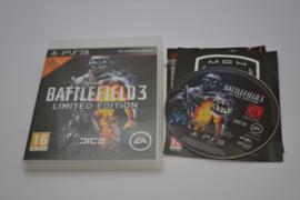 Battlefield 3 Limited Edition (PS3 CIB)