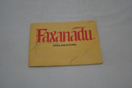 Faxanadu (NES NOE MANUAL)