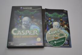 Casper Spirit Dimensions (GC UKV CIB)