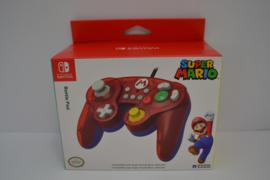 Nintendo Switch Battle Pad: Mario - Super Smash Bros Ultimate NEW
