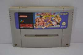 Street Fighter II Turbo (SNES UKV)