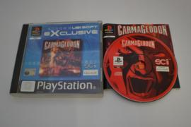 Carmageddon - Ubisoft Exclusive (PS1 PAL)