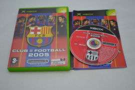 Club Football FCB Barcelona  (XBOX)