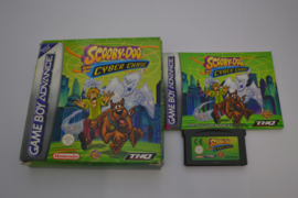 Scooby-Doo and the Cyber Chase (GBA UKV CIB)